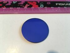 Microscope 32mm Blue Color Filter for Compound Microscope