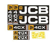Sticker, aufkleber, decal - JCB 4CX
