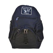 Adi Flying Panther Black Backpack School Bag Carry All Back Pack Tattoo Art