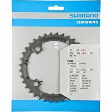 CHAINRING 36T Shimano Black Chainring FC-M431 9 Speed Middle