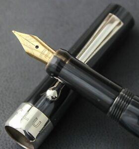 Stipula Club Grey Prototype Fountain Pen