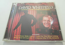 David Whitfields - Songs From Stage & Screen (CD Album 2004) Used Very Good
