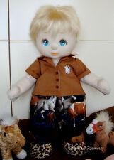 Handmade Boy Outfit for My Child doll