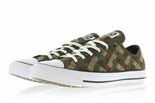 Converse Chuck Taylor All Star Ox Woven -Herbal/Khaki- Mens Size 6/7 -RRP £60