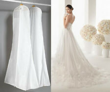 Extralarge Wedding Dress Hanging Storage Bag Bridal Gown Garment Dustproof Cover