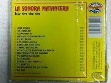 + CD nuovo incelofanato Este Cha Cha Cha Import La Sonora Matancera (Artista)
