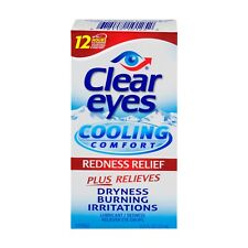 Clear Eyes Cooling Comfort Redness Relief Eye Drops 0.5 Fl. Oz