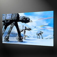 """STAR WARS CANVAS WALL ART PICTURES PRINTS 20""""x16"""" FREE UK P&P"""