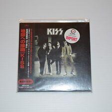 KISS -Dressed to kill -  1997 FIRST PRESS JAPAN CD mini LP