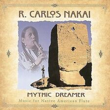 NEW Mythic Dreamer: Music For Native American Flute (Audio CD)