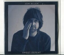 Jon Allen   2 Tr. CD Single UK PROMO   SWEET DEFEAT / TIME TO CRY ( IPHONE DEMO)