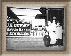 Oxtobys Clock Shop