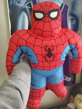Vintage 1991 TONKA MARVEL COMICS POWER PALS THE AMAZING SPIDER-MAN PLUSH TOY