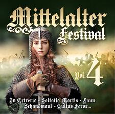 CD Mittelalter Festival Vol.4 von Various Artists