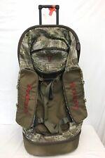Realtree Badlands Green Forest Print Hunter's Roller Suitcase Bag
