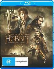Hobbit - The Desolation of Smaug (Blu-ray, 2014, 5-Disc Set)