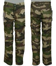 Pantalon de treillis F6 camouflage OTAN CE en taille 52 - NEUF