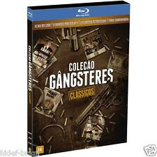 Blu-ray Gangster [ Little Caesar + Public Enemy + Petrified Forest + White Heat]