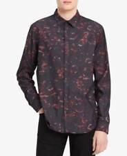 22b4af799 Floral Point (Straight) Dress Shirts for Men | eBay