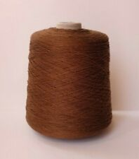 C.T.F. Linen Knitting Yarn Chestnut