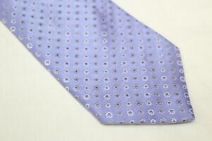 ATELIER F B Silk tie Made in France F11458