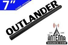 "NEW ROOF AM/FM 7"" ANTENNA MAST - FITS: 2007-2017 Mitsubishi Outlander"