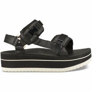 Teva sandalo donna FLATFORM UNIVERSAL LUXE art. 1102743 col. nero