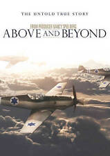 ABOVE AND BEYOND DVD World War II WW2 Jewish-American Pilots Documentary Nice