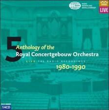Anthology of the Royal Concertgebouw Orchestra Live, Vol. 5: 1980-1990, New Musi