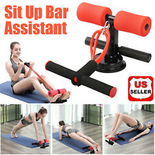 Sit Up Bar Assistant Gym Exercise Workout Equipment Fitness Home Abdominal Bar