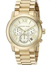 Michael Kors MK6274 Cooper Gold Tone Dial Gold Tone Chronograph Women's Watch