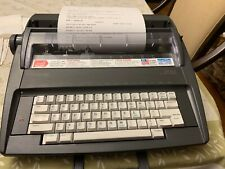 Brother AX-425 Electronic Typewriter  Tested Works Great