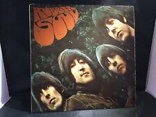 """The Beatles Rubber Soul (Parlophone PMC 1267) 1965 1st Press UK Vinyl """"Loud Cut"""""""
