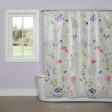 "Saturday Knight Soft Nature Vinyl Peva Shower Curtain 70"" x 72"""