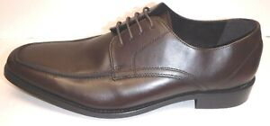 Steve Madden Size 11.5 Brown Leather Oxfords New Mens Shoes