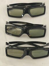SONY TDG-BT400A Active 3-D Glasses   3 Pair   New without box