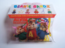 Ty Beanie Bandz Alvin & The Chipmunks Collection Rubber Band Collectible Toy