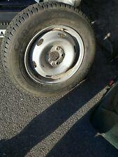 195 75 r 16 cerchio ruota ducato daily 4x4 Goodyear Semi NUOVO cargo  scorpion