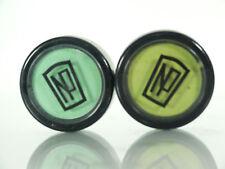 lot of 2 Napoleon Perdis Color Disc Eye Shadow  in  #54 + #49