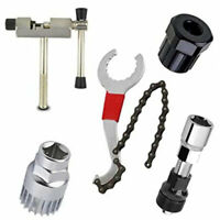 Mountain Bicycle MTB Bike Repair Tool Kit Crank Chain Axis Extractor Removal
