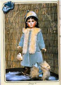 Gildebrief 1/2003 Dollmaking Antique Dress Patterns CD format w/full size pat
