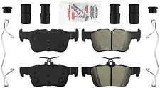 Disc Brake Pad Set-GAS Rear Autopartsource PTM1665