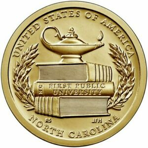 2021 P & D North Carolina American Innovation Dollar Coins *Pre-Sale**