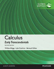 Calculus Early Transcendentals 2nd Global Edition Briggs, Cochran 9781292062310