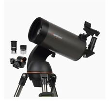 Celestron NexStar 127Slt Computerized Telescope Black with Remote-Used