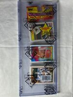 1988 Topps Baseball Rack Pack Kirby Puckett Pete Rose on Front BBC Sealed