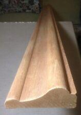 """Decorative Hardwood Lumber Mahogany Molding 1-3/4""""x4-7/8""""x9 5"""" Unfinished"""