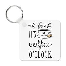 Oh Look It's café O'Horloge Porte clé Porte-clés - DRÔLE