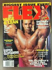 Flex Bodybuilding Magazine / KEVIN LEVRONE + TIMEA MAJOROVA / 05-99