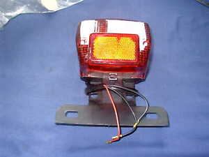 Taillight Complete For Honda C 90 N Cub 1992